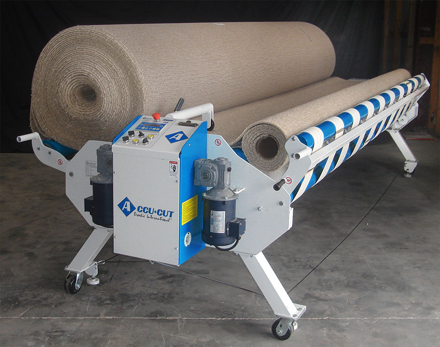 Accu Cut J 2 Carpet Cutting Machine