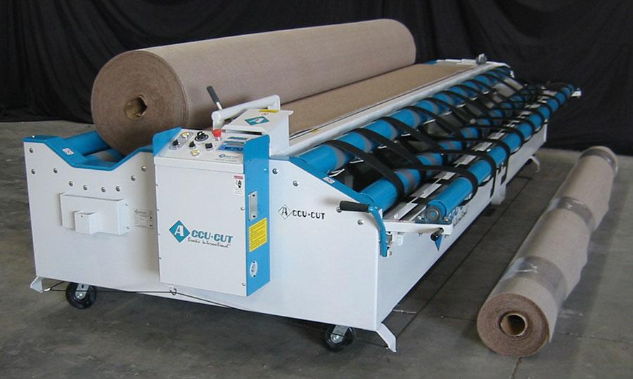 Accu Cut J 5 Carpet Cutting Machine